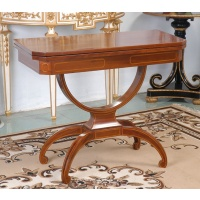 Indonesia furniture manufacturer and wholesale Card table tt 003