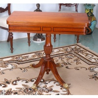 Indonesia furniture manufacturer and wholesaler Card table tt 004