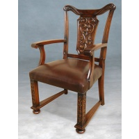 Indonesia furniture manufacturer and wholesaler Chair antico carver