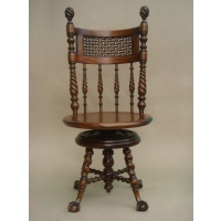 Indonesia furniture manufacturer and wholesaler Chair hun swiveling