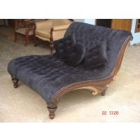 Indonesia furniture manufacturer and wholesaler Chaise lounge horizon 2 seat