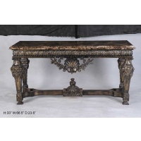 Indonesia furniture manufacturer and wholesaler Console stephanie