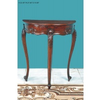 Indonesia furniture manufacturer and wholesaler Console victorian 3 leg