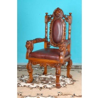 Indonesia furniture manufacturer and wholesaler Chair victorian carver