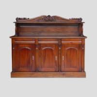 Indonesia furniture manufacturer and wholesaler Chiffonier 3 door