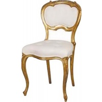 Indonesia furniture manufacturer and wholesaler Versailles Bedroom Chair
