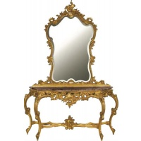 Indonesia furniture manufacturer and wholesaler Gilt Mirror iFor Cl0072