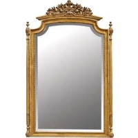 Indonesia furniture manufacturer and wholesaler Gilt Regency Mirror