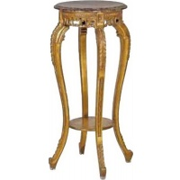 Indonesia furniture manufacturer and wholesaler Gilt Plant Stand