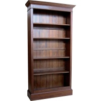 Indonesia furniture manufacturer and wholesaler Cotswold Tall Open Bookcase
