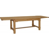 Indonesia furniture manufacturer and wholesaler Country Ash Extending Dining Table
