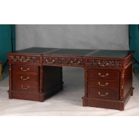 Indonesia furniture manufacturer and wholesaler Partner desk victorian