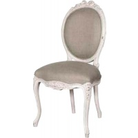 Indonesia furniture manufacturer and wholesaler Chateau Linen Ribbon Dining Chair