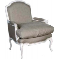 Indonesia furniture manufacturer and wholesaler Chateau Linen Sofa Chair