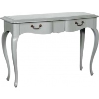 Indonesia furniture manufacturer and wholesaler Fayence 2 Drawer Dressing Table