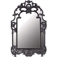 Indonesia furniture manufacturer and wholesaler Moulin Noir Console Mirror