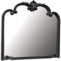 Indonesia furniture manufacturer and wholesaler Moulin Noir Overmantel Mirror