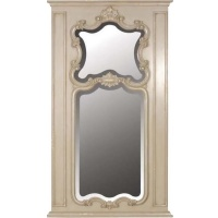 Indonesia furniture manufacturer and wholesaler Portofino Large French Mirror