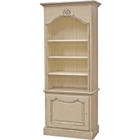 Indonesia furniture manufacturer and wholesaler Portofino Louis XV Bookcase