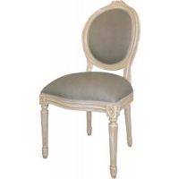 Indonesia furniture manufacturer and wholesaler Portofino Dining Chair with Linen