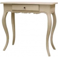 Indonesia furniture manufacturer and wholesaler Portofino Medium 1 Drawer Hall Table