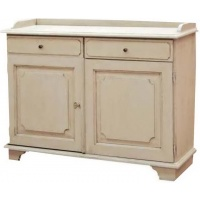 Indonesia furniture manufacturer and wholesaler Portofino 2 Drawer Sideboard
