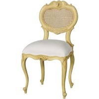Indonesia furniture manufacturer and wholesaler Valbonne French Chair with Rattan