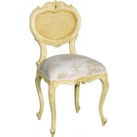 Indonesia furniture manufacturer and wholesaler Valbonne French Chair with Rattanoile