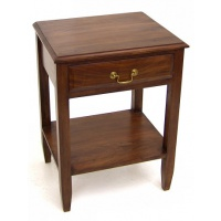 Indonesia furniture manufacturer and wholesaler Federal Bedside Table