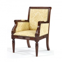 Indonesia furniture manufacturer and wholesaler Library Arm Chair