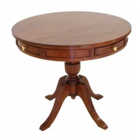 Indonesia furniture manufacturer and wholesaler Regency Drum Table