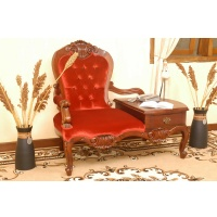 Indonesia furniture manufacturer and wholesaler Sofa telephone louis phillippe