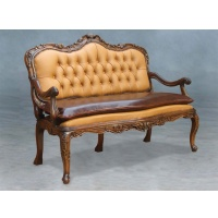 Indonesia furniture manufacturer and wholesaler Sofa museum 2 seaters