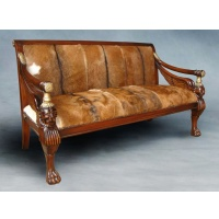 Indonesia furniture manufacturer and wholesaler Sofa theo alex wing