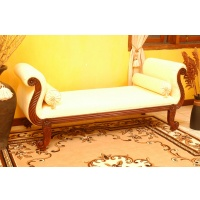 Indonesia furniture manufacturer and wholesaler Roma bench 2 seaters