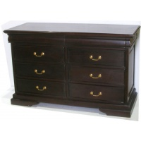 Indonesia furniture manufacturer and wholesaler Sleigh Chest of Drawers
