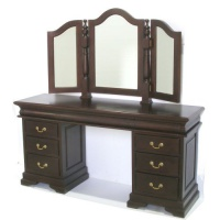 Indonesia furniture manufacturer and wholesaler Sleigh Dressing Table