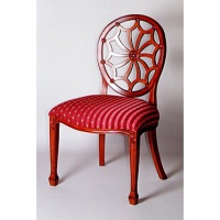 Indonesia furniture manufacturer and wholesaler Spider Back Chair Diner