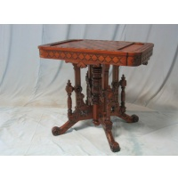Indonesia furniture manufacturer and wholesaler Table chess victorian