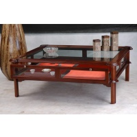 Indonesia furniture manufacturer and wholesaler Table display long
