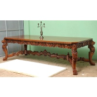 Indonesia furniture manufacturer and wholesaler Table dining lion king