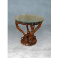 Indonesia furniture manufacturer and wholesaler Table round elegant