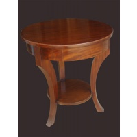 Indonesia furniture manufacturer and wholesaler Table round shangrilla