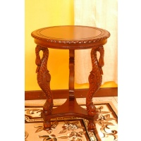 Indonesia furniture manufacturer and wholesaler Table side swan small