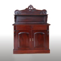 Indonesia furniture manufacturer and wholesaler Victorian Chiffonier 2 door