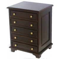 Indonesia furniture manufacturer and wholesaler Victorian bedside of Drawers