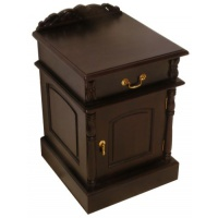Indonesia furniture manufacturer and wholesaler William Bedside Cabinet