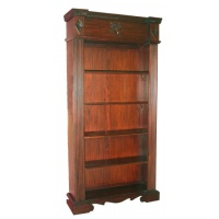 Indonesia furniture manufacturer and wholesaler victorian open bookcase